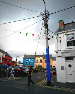 walking on Sea road, Galway