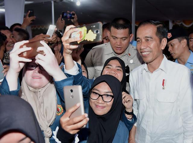 Indonesia Ada di 'Ring of Fire', Presiden: Penting Pelatihan Tanggap Bencana bagi Masyarakat