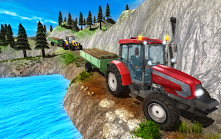 Game Tractor Driver Transporter 3D Apk