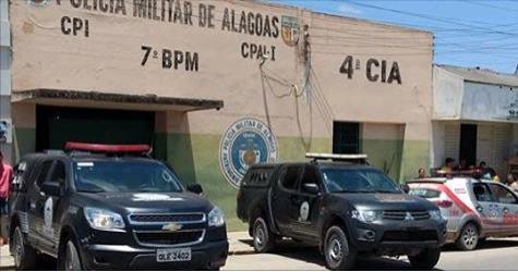 7º BPM prende jovem por tráfico e posse de arma de fogo em São José da Tapera