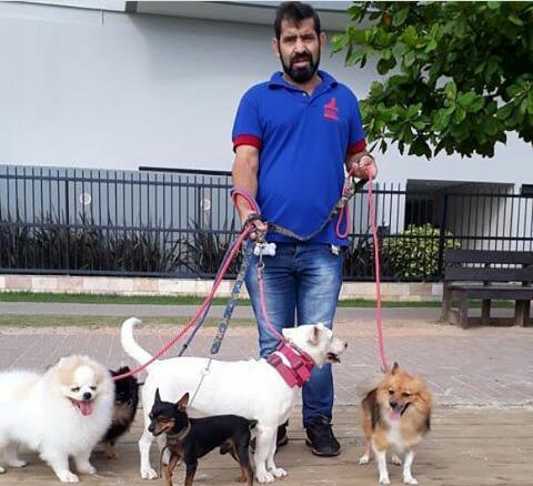Edu Cães Adestrador