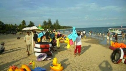 Pantai Manggar Segara Sari Balikpapan