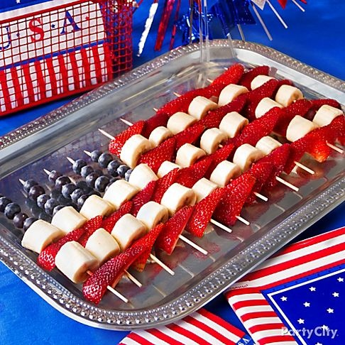 4th july Appetizers 2017