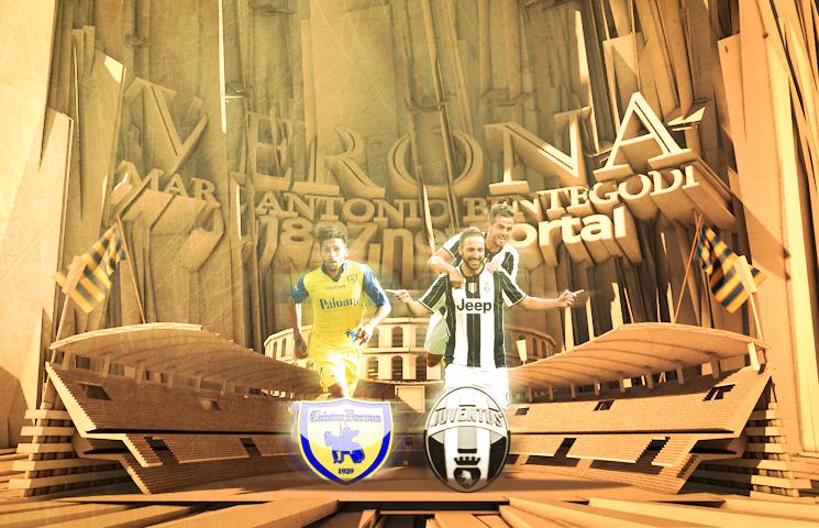 Serie A 2016/17 / 12. kolo / Chievo - Juventus, nedelja, 15h
