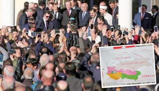Μετά τη «Μεγάλη Αλβανία» έρχεται η «αυτόνομη Θράκη»