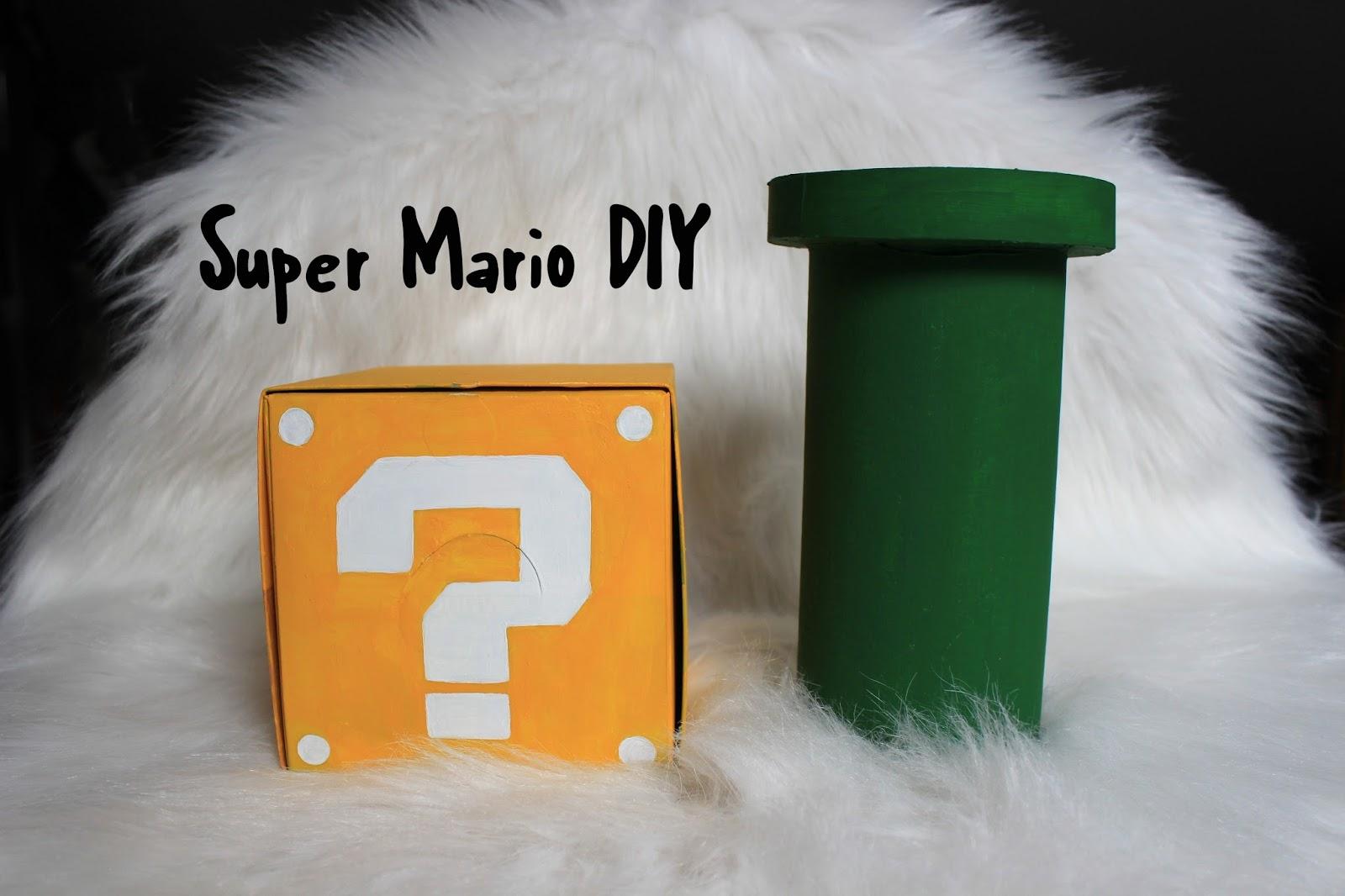 Super Mario DIY
