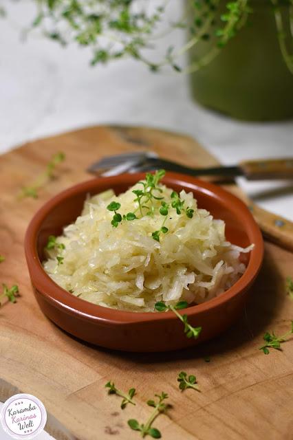 Krautsalat wie beim Griechen