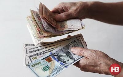 Продаж валюти зростає