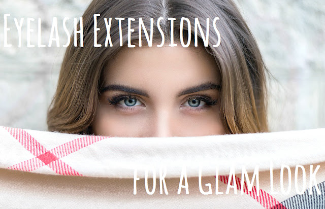 Eyelash Extensions For A Glam Look MakeUp Fun