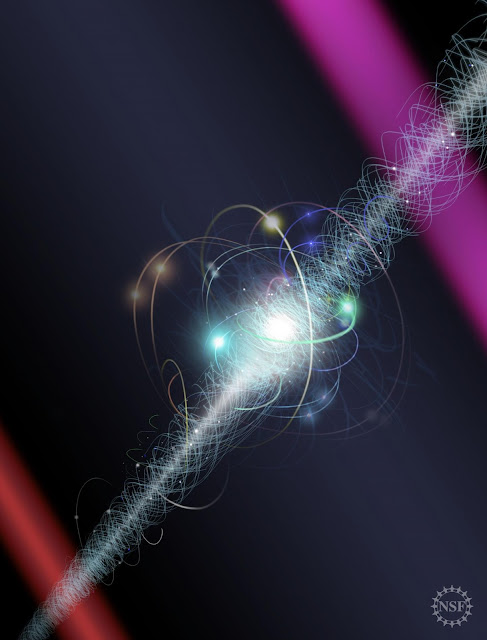 New study sets a size limit for undiscovered subatomic particles