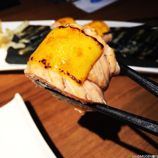 IMG 7469 - 【熱血採訪】一中結合LoungeBar 的 MUGEN 姜均日式手創sushi Bar @空運海鮮@日式手做料理@平價定食