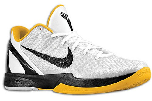 f6c046fe095 The Nike Zoom Kobe VI features a Flywire body with a web of super light and  super strong nylon fibers that support the foot by encasing it in a secure  hug.
