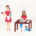 Ibu Pekerja vs Ibu Rumah Tangga