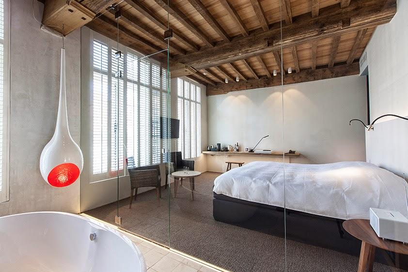 Les Plus Beaux Hotels Design Du Monde H 244 Tel La Suite Sans