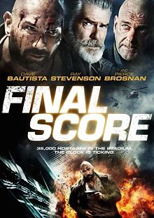 Sinopsis pemain genre Film Final Score (2018)