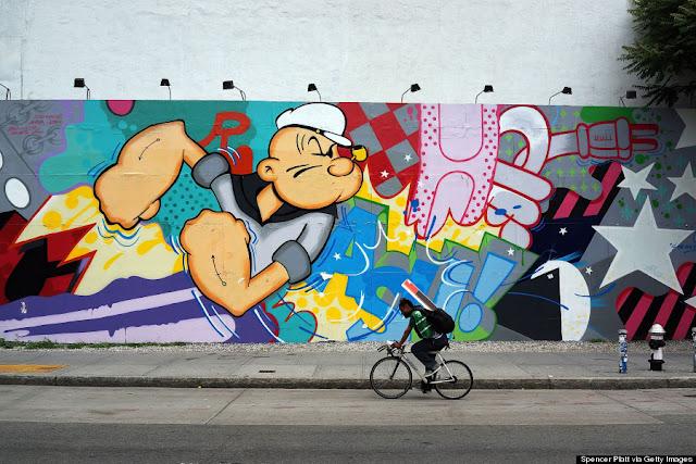 Bushwick street art New York