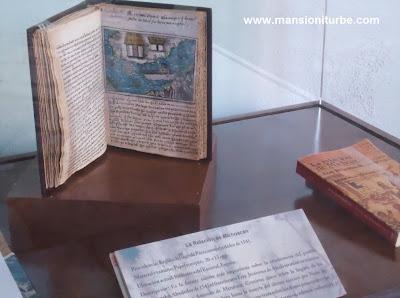 La Relación de Michoacán, (copia del documento original)
