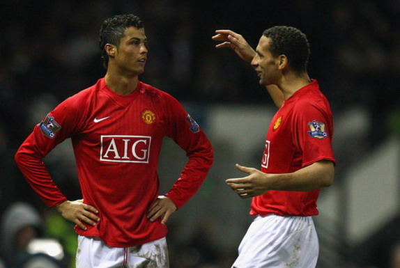 Cristiano Ronaldo was 'one of the most dialled people' on Rio Ferdinand's phone last summer