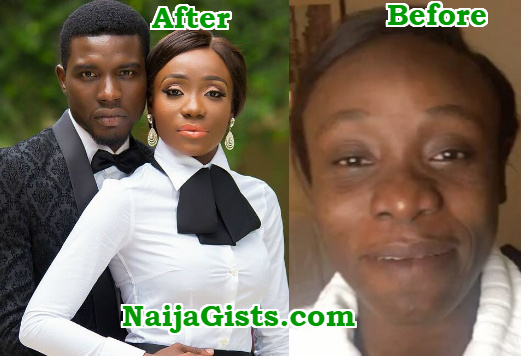 seun ajayi wife without makeup