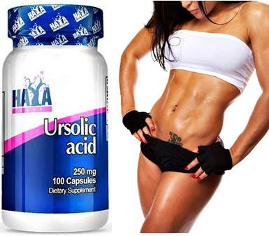 Ursolic acid: properties, benefits, sources