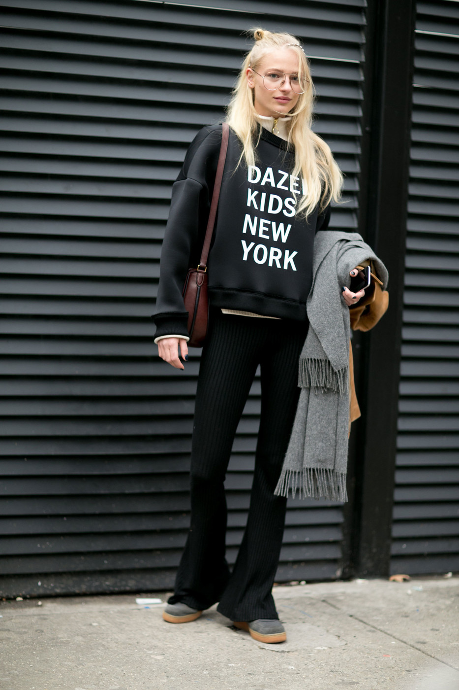 Trending: DKNY 'Don't Knock New York' Sweaters