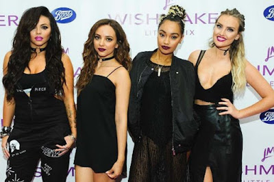 , Little Mix make the ultimate fail with their Instagram promotional post as they share rival company logo, Latest Nigeria News, Daily Devotionals & Celebrity Gossips - Chidispalace