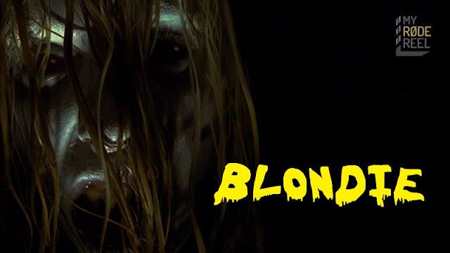 Curta-Metragem Blondie (A Loira do Banheiro)