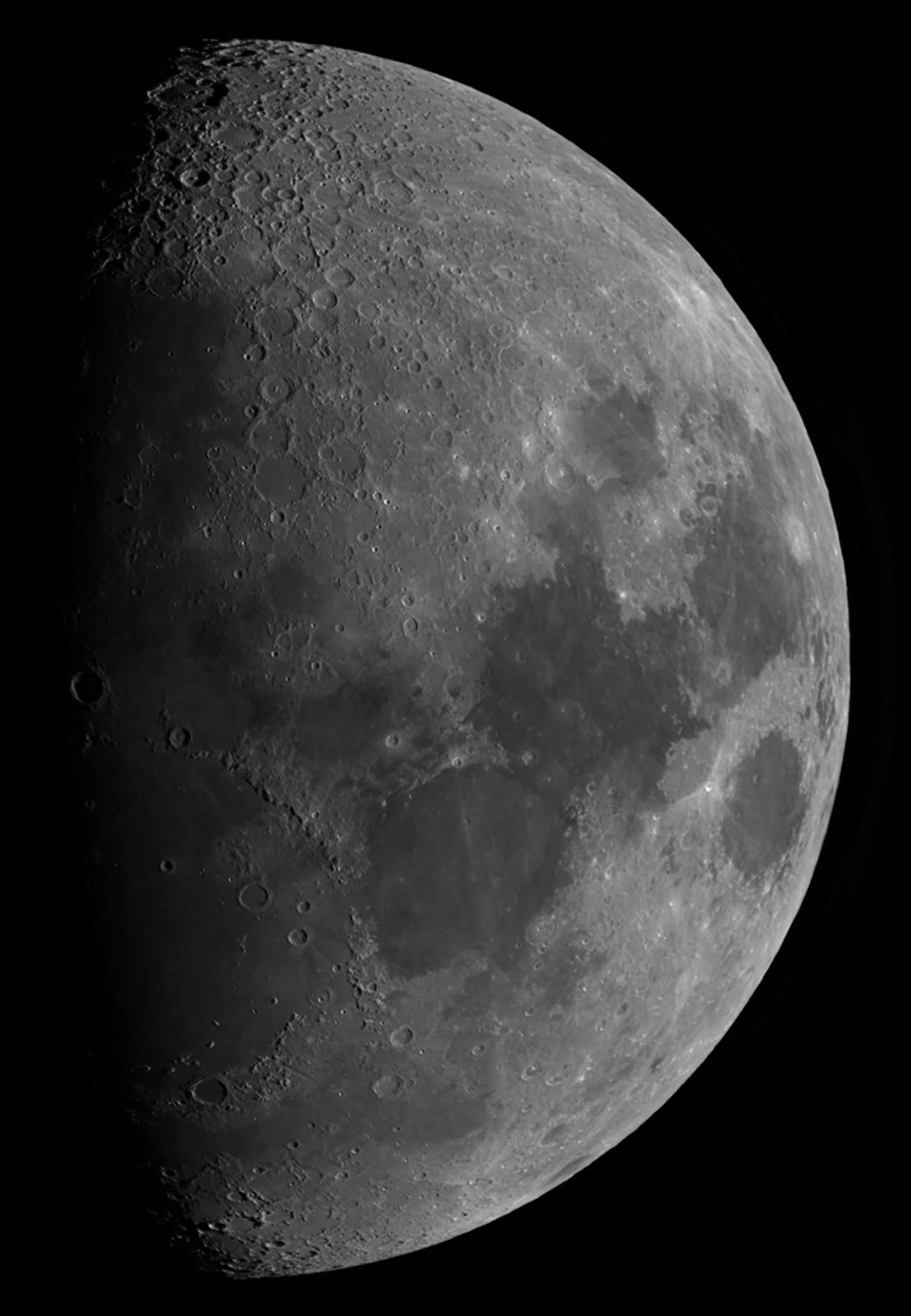 qualità stabile originale a caldo 60% economico Astroimaging by Domenico Belfiore: Luna 19-04-2013