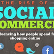 #INFOGRAPHIC: The Rise Of Social Commerce ~ Sociable360.com | #SocialMedia #Marketing #WebDesign.