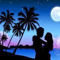 Su isla de fantasía y de amor irreal