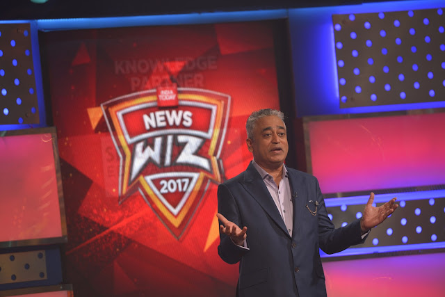 India's First News Quiz Show is back with 2nd Season on India Today Television
