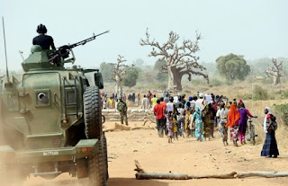 Nigerian troops rescue Boko Haram hostages