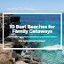 10 best beaches for family getaways this June school holidays (or whenever!)