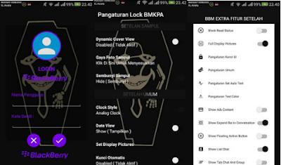 BBM Mod BMKPA Apk