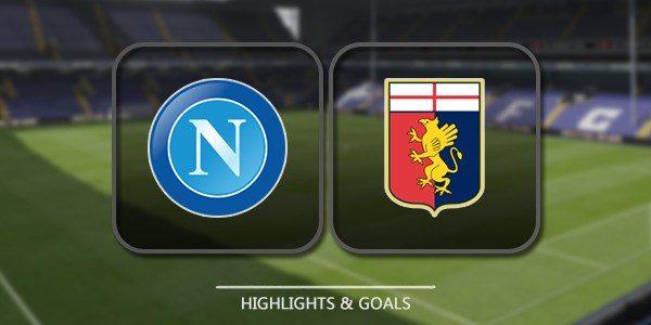 Prediksi Bolaku SSC Napoli vs Genoa 19 Maret 2018