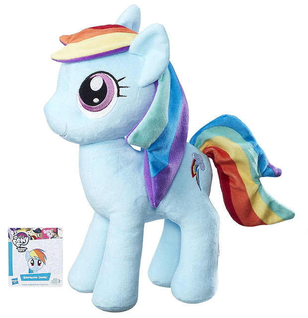 2017 My Little Pony Plushie Rainbow Dash