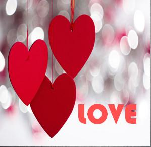 Stunning Heart Whatsapp DP Image