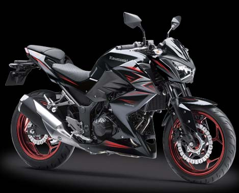 Harga Dan Spesifikasi Kawasaki Z250 ABS