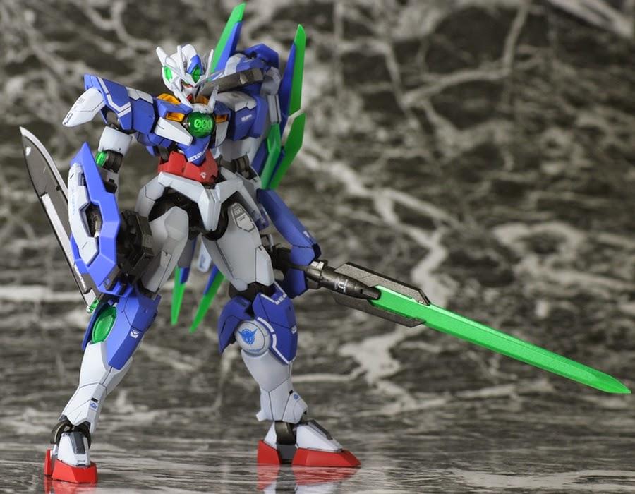 Custom Build: 1/144 00 Quanta II - Gundam Kits Collection