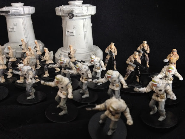Sixes Star Wars Miniatures Game