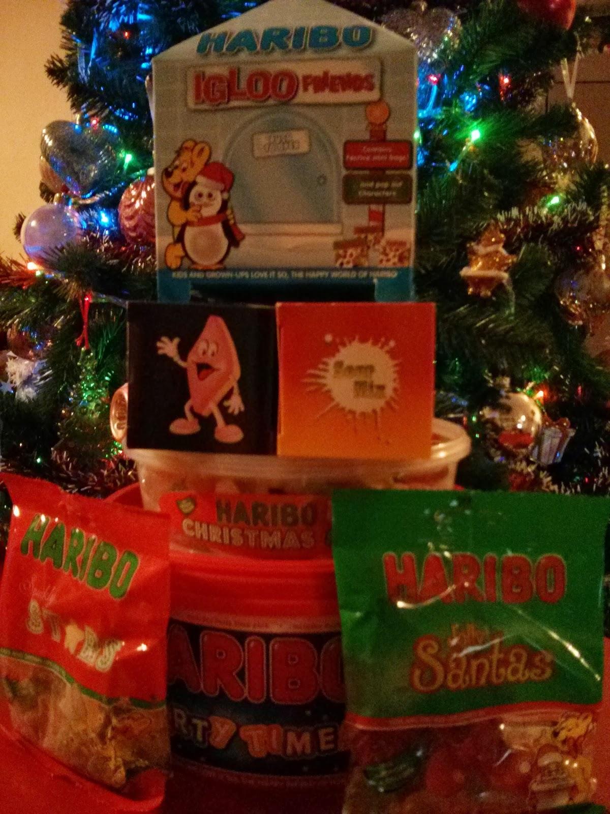 Haribo Christmas Range