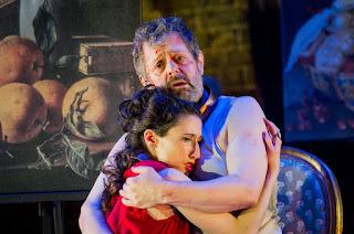 Marie Lys, Paul Nilon - Handel Tamerlano - Buxton Festival - photo Robert Workman