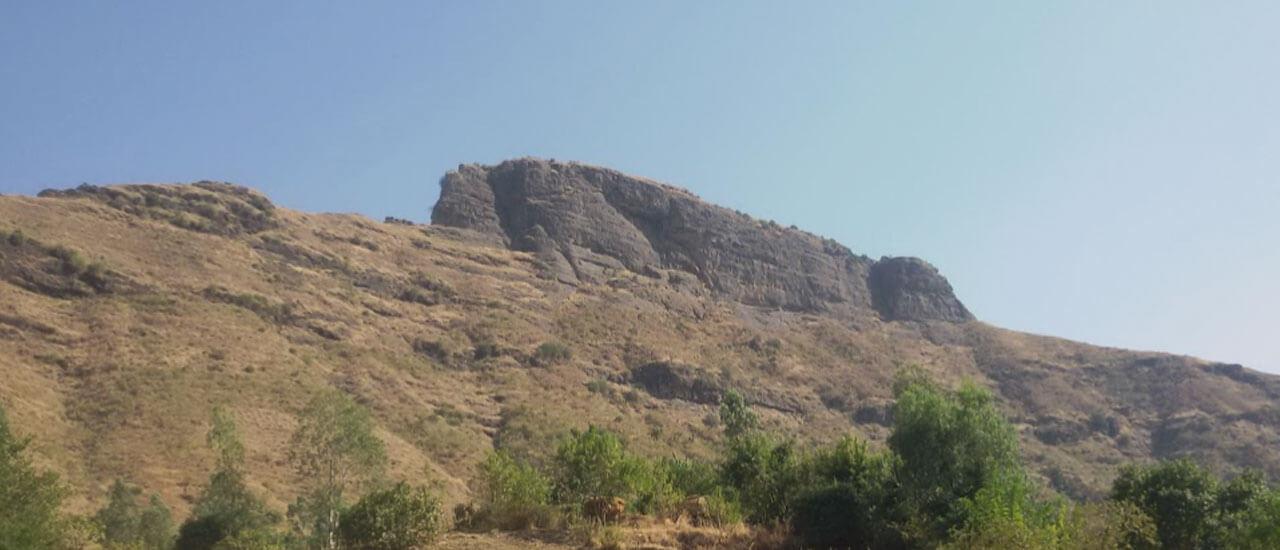 कावनई किल्ला - Kavanai Fort