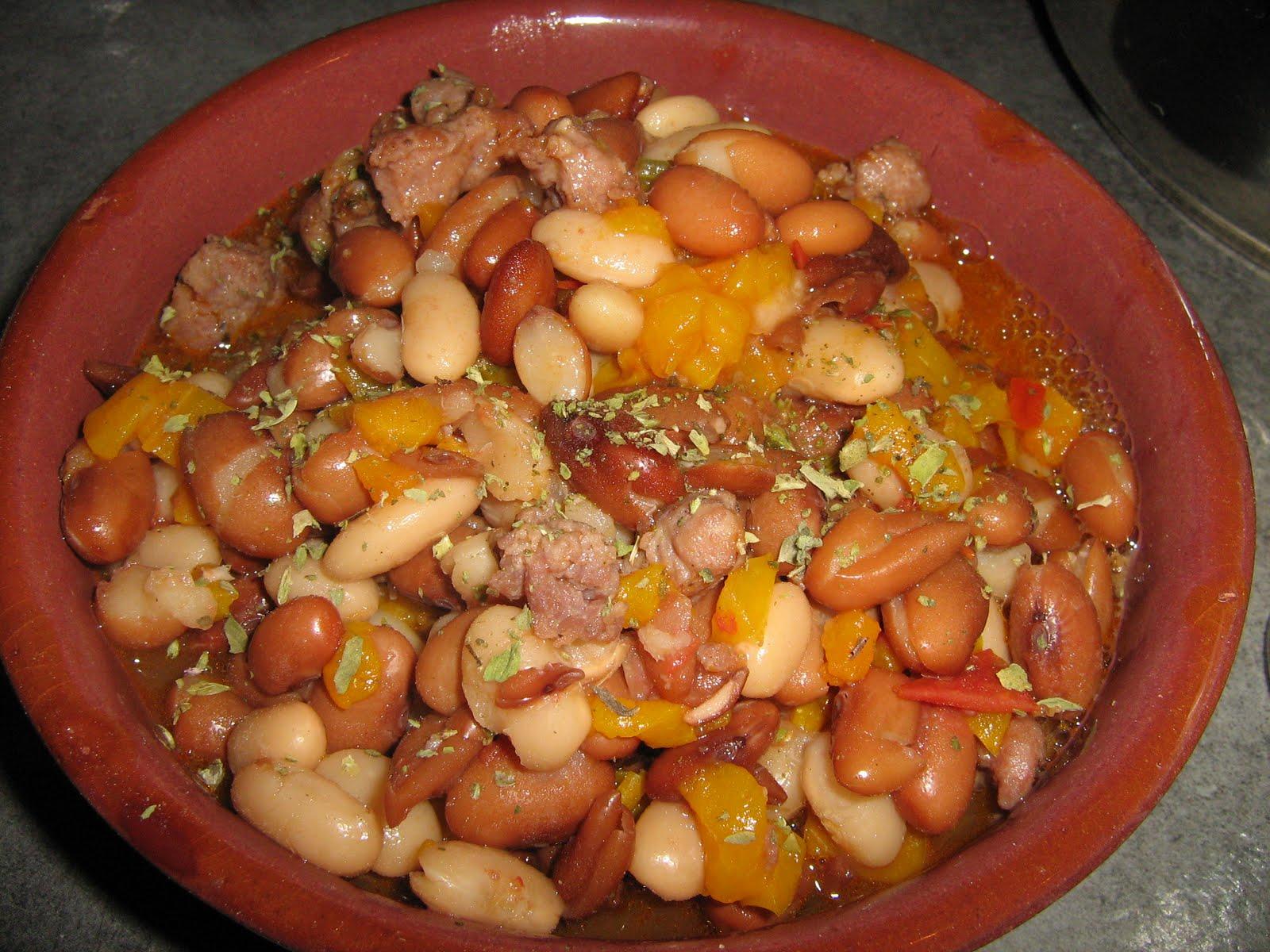 Cosa Cucinare Ad Agosto lina pasticci in cucina: zuppa di fagioli