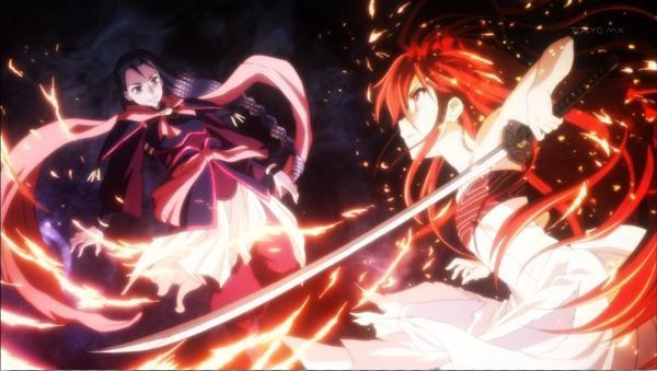 Shakugan No Shana: Final di Rekomendasi anime Antagonisnya Menang