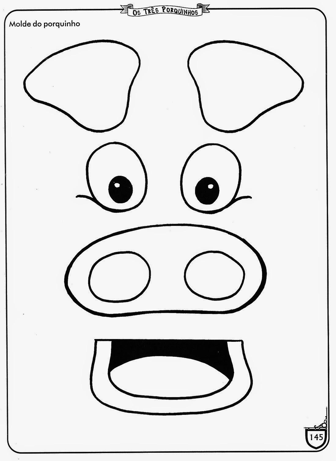 Jornal Ponto Com Projeto Os Tres Porquinhos