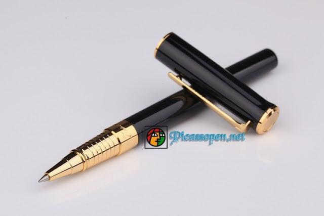 Bút dạ bi 988 màu đen