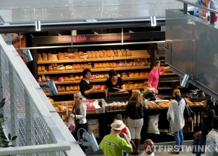 bread | Markthal in Rotterdam