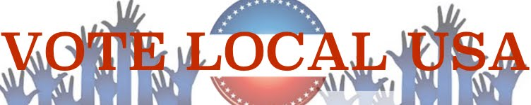 Vote Local USA!
