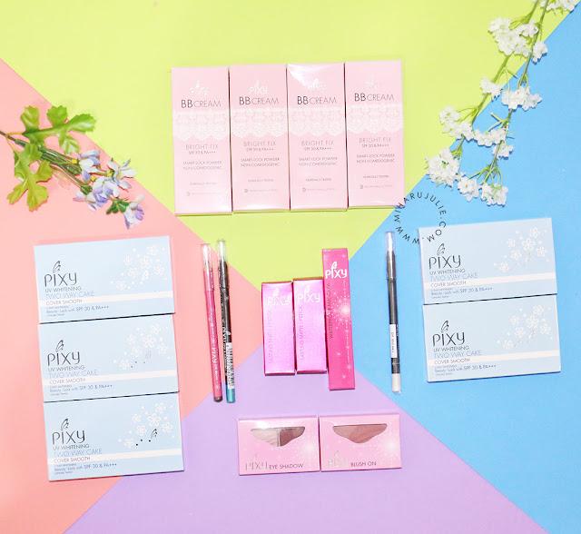 produk pixy cosmetics lengkap